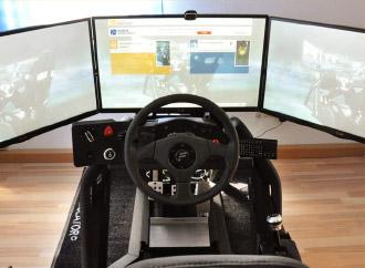 Auto Fahr Simulator