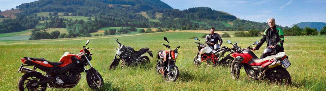 Teck Fahrschule Motorräder